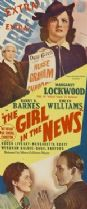 Girl in the News 1940 DVD - Margaret Lockwood / Barry K. Barnes